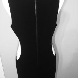 Alice + Olivia Dresses - Alice and Olivia Cut Out Dress